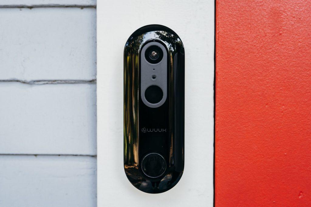 bezprzewodowy dzwonek do drzwi wuuk startup